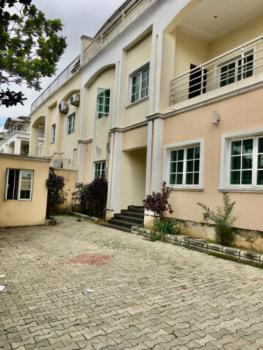 5 Bedroom Semi Duplex, Close to Sigma Apartment, Wuse 2, Abuja, Semi-detached Duplex for Rent