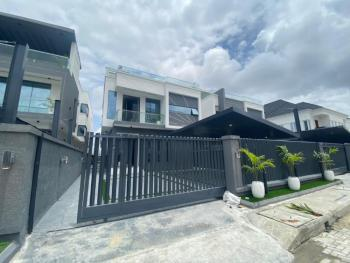 Are You Looking for 5 Bedroom Fully Detached with a Bq?, Osapa, Lekki, Lagos, Detached Duplex for Sale