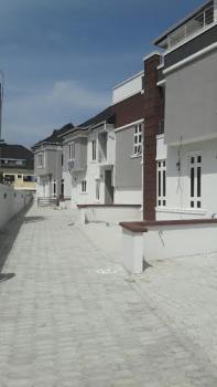 4 Bedroom Semi Detached House, Agungi, Lekki, Lagos, 4 bedroom, 5 toilets, 4 baths Semi-detached Duplex for Sale