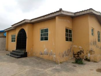 Standard Beautiful 3 Bedroom Bungalow on Standard Half Plot, White House Command, Abule Egba, Agege, Lagos, Detached Bungalow for Sale