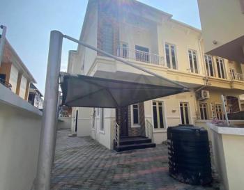Tastefully Finished 4 Bedrooms Terraced Duplex, Chevyview Estate, Idado, Lekki, Lagos, Semi-detached Duplex for Rent