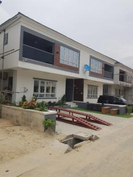 4 Bed Semi Detached House in a Sweet Estate, Harris Drive, Vgc, Lekki, Lagos, Semi-detached Duplex for Sale