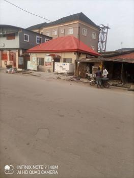 Nice Detached Open Plan Bungalow on a Half Plot, Ijesha Road, Ijesha, Surulere, Lagos, Detached Bungalow for Sale
