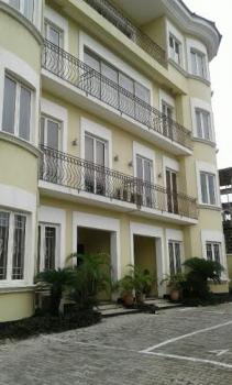 2 Bedrooms Luxury Service Flat A, Parkview, Ikoyi, Lagos, 2 bedroom, 3 toilets, 2 baths Terraced Duplex for Rent