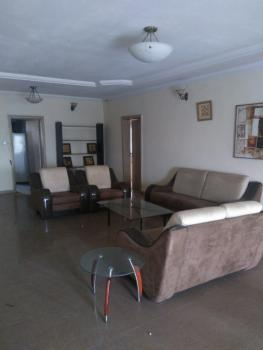 Serviced and Furnished 3 Bedroom Apartment with 24/7 Electricity Supply, Near Force Headquarter., Asokoro District, Abuja, Flat / Apartment for Rent