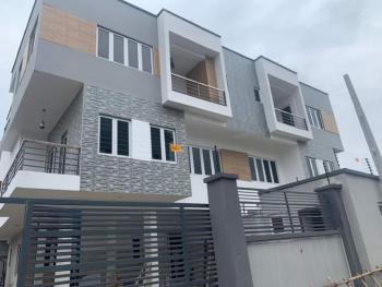 Two Wings 5 Bedroom Duplex, Adeniyi Jones, Ikeja, Lagos, Semi-detached Duplex for Sale