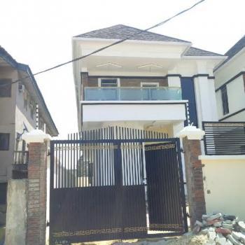 Brand New Massive 5 Bedroom Fully Detached House With Bq, Osapa, Lekki, Lagos, 5 bedroom, 6 toilets, 5 baths Detached Duplex for Sale