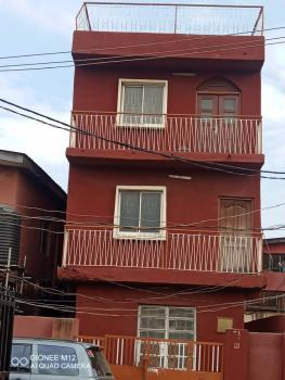 2 Storey Building on a Half Plot of Land, Off Western Avenue, Surulere, Lagos, Block of Flats for Sale
