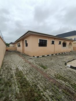 467 Sqms of Half Plot of Land with 4 Bedroom Bungalow on It, Lekki Scheme 2 Off Abraham Adesanya Road, Lekki Phase 2, Lekki, Lagos, Residential Land for Sale