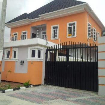 Brand New 5 Bedroom Fully Detached House With Bq, Chevy View Estate, Lekki, Lagos, 5 bedroom, 6 toilets, 5 baths Detached Duplex for Sale