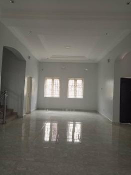 Massive 5 Bedroom Detached Duplex with Bq in a Self Compound, Guzape District, Abuja, Detached Duplex for Rent
