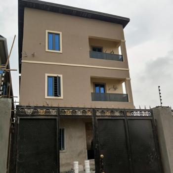 a Newly Built 2 Bedroom Flat, Ajayi Road, Ogba, Ikeja, Lagos, Flat / Apartment for Rent
