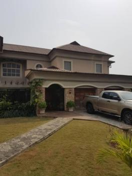 Luxury 6 Bedroom Detached Duplex with 2 Rooms Bq Sitting on 2000sqm, Nicon Town, Lekki, Lagos, Detached Duplex for Sale