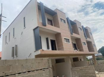 Brand New 4-bedroom Terrace with Bq, Omole Phase 1, Ikeja, Lagos, Terraced Duplex for Sale