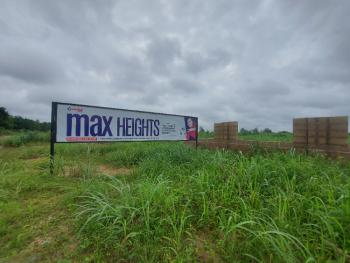 Land, Max Heights Estate, Off Airport Road, Benin, Oredo, Edo, Mixed-use Land for Sale