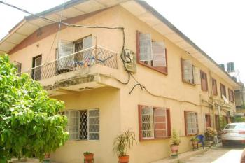4 Units of 3 Bedroom Flat, Gated Street, Anthony, Maryland, Lagos, Block of Flats for Sale