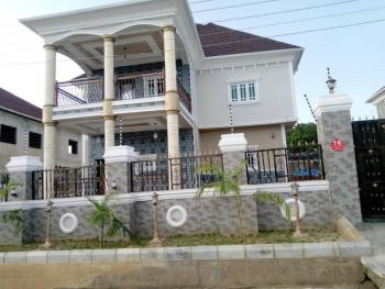 a Solid 5 Bedrooms Fully Detached Duplex with 2 Rooms and Parlor, Gwarinpa, Abuja, House for Sale