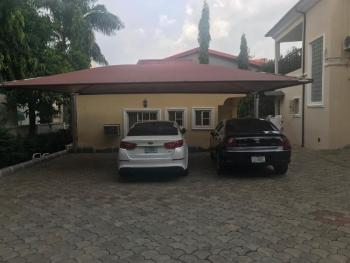 Fully Detached 5 Bedroom Duplex with 2 Bedroom Guests Chalet and Bq, Off Aminu Kano Crescent, Wuse 2, Abuja, Detached Duplex for Sale