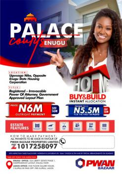 Buy a Plot of Land, Ugwuogo Nike, Opposite Enugu State Housing Corporation, Enugu, Enugu, Mixed-use Land for Sale