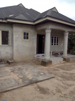 Well Located and Durably Built 2 Bedroom Flat, Sars Road, Port Harcourt, Rivers, Detached Bungalow for Sale