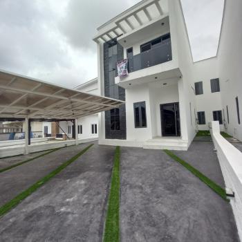 Massive 5 Bedroom Semi Detached Duplex with Bq and Pool, Lekky County Homes, Ikota Villa Estate, Lekki, Lagos, Detached Duplex for Sale