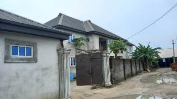 Well Located and Durably Built Two Units of 3 & 2 Bedrooms Block of Flats, Eneka, Port Harcourt, Rivers, Block of Flats for Sale