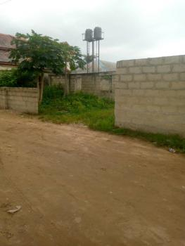 One Plot of Land in a Built Up Neighbourhood, Road 2, Rumuokwurusi, Port Harcourt, Rivers, Residential Land for Sale