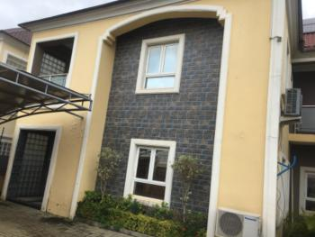 Exquisitely Finished 4 Bedroom Semi Detached Duplex, Naf Valley Estate, Asokoro District, Abuja, Semi-detached Duplex for Sale