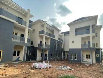 Luxury 4 Bedroom Semi Detached Duplex House with Bq, Guzape, Asokoro District, Abuja, Semi-detached Duplex for Sale