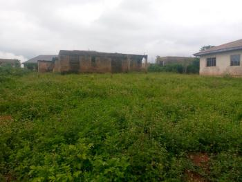 Uncompleted 2 Bedrooms Bungalow on a Full Plot of Land in a Good Area, Lane 2, Moganna, Off Idi Iroko-academy Road, Off Akala Express, Oluyole, Oyo, Detached Bungalow for Sale