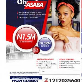 Buy a Plot of Land, Flourish City, Ibusa, Asaba, Delta, Mixed-use Land for Sale