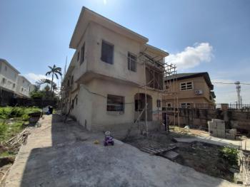 Uncompleted 4 Bedroom Detached Duplex and Bq, Ajao Estate, Mende, Maryland, Lagos, Detached Duplex for Sale
