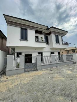 4 Bedrooms Semi Detached Duplex with 1 Room Bq, Orchid Road Chevron, Lafiaji, Lekki, Lagos, Semi-detached Duplex for Sale
