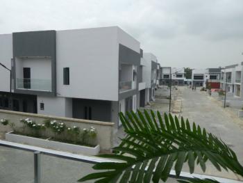 Luxury 3 Bedrooms Terraced Duplex with Boys Quarter in an Estate, Lekki Phase 2, Lekki, Lagos, Terraced Duplex for Sale