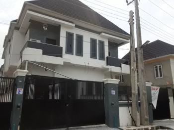 4 Bedroom Semi Detached Duplex with Bq, Chevron, Lekki, Lagos, Semi-detached Duplex for Sale