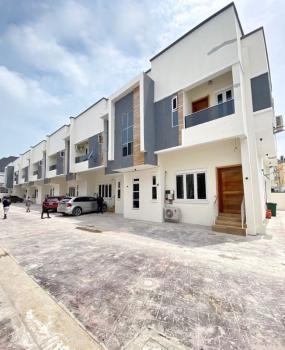 Luxury 4 Bedroom Terrace Duplex Located, Second Toll Gate, Lekki Expressway, Lekki, Lagos, Terraced Duplex for Sale