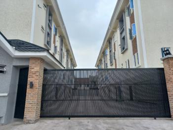 Newly Built 5 Bedroom Terrace Duplex with Bq on 2 Floors, Agungi, Agungi, Lekki, Lagos, Terraced Duplex for Sale