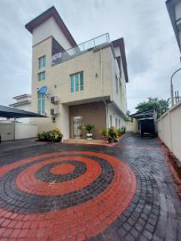Spacious 5 Bedroom Fully Detached Duplex with Bq;, Parkview, Ikoyi, Lagos, Detached Duplex for Sale