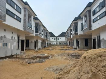 10 Units of 4 Bedroom Semi Detached Duplex (ongoing), Orchid Estate, Lekki, Lagos, Semi-detached Duplex for Sale