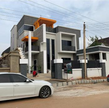 Luxury 5 Bedroom Fully Detached Duplex, Apo Extension, Apo, Abuja, Detached Duplex for Sale