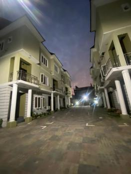 Serviced & Neatly Finished 1 Bedroom Flat Shared Apartment (upstairs), Osapa, Lekki, Lagos, Flat / Apartment for Rent