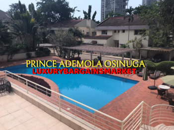 Direct Clients Only - Serviced 5 Bed Detached House +private Garden+pool, Central Ikoyi, Old Ikoyi, Ikoyi, Lagos, Detached Duplex for Rent