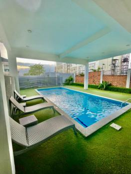 4 Bedrooms Terraced Duplex + Gym + Swimming Pool, Chevron, Lekki Expressway, Lekki, Lagos, Terraced Duplex Short Let