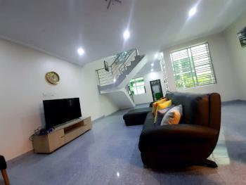 Furnished 3 Bedrooms Terraced Duplex, Monastery Road, Sangotedo, Lekki, Lagos, Flat / Apartment Short Let