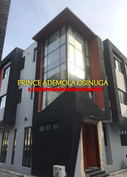 Direct Cash Ready Clients - New & Serviced Detached House, Central Ikoyi, Old Ikoyi, Ikoyi, Lagos, Detached Duplex for Rent