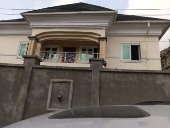 Lovely 3 Bedrooms Flat, Olive Estate, Ago Palace, Isolo, Lagos, Flat / Apartment for Rent