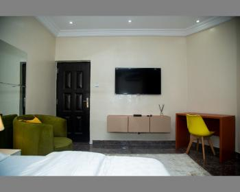 Single Room, Studio Apartment with Wifi, Freedom Way, Lekki Phase 1, Lekki, Lagos, Self Contained (single Rooms) Short Let