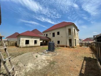 Corner Piece Five Bedrooms Detached House in a Serene Estate, Aco Estate, Life Camp, Abuja, Detached Duplex for Sale
