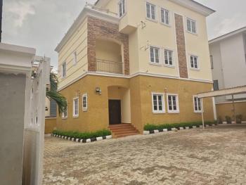 Tastefully Built 5 Bedrooms Duplex with a Room Bq, Guzape District, Abuja, Detached Duplex for Rent