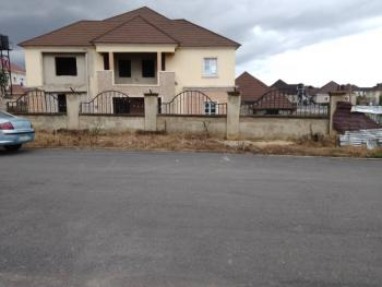 Luxury 5 Bedroom Duplex Carcass, Naf Valley Estate, Asokoro District, Abuja, Detached Duplex for Sale